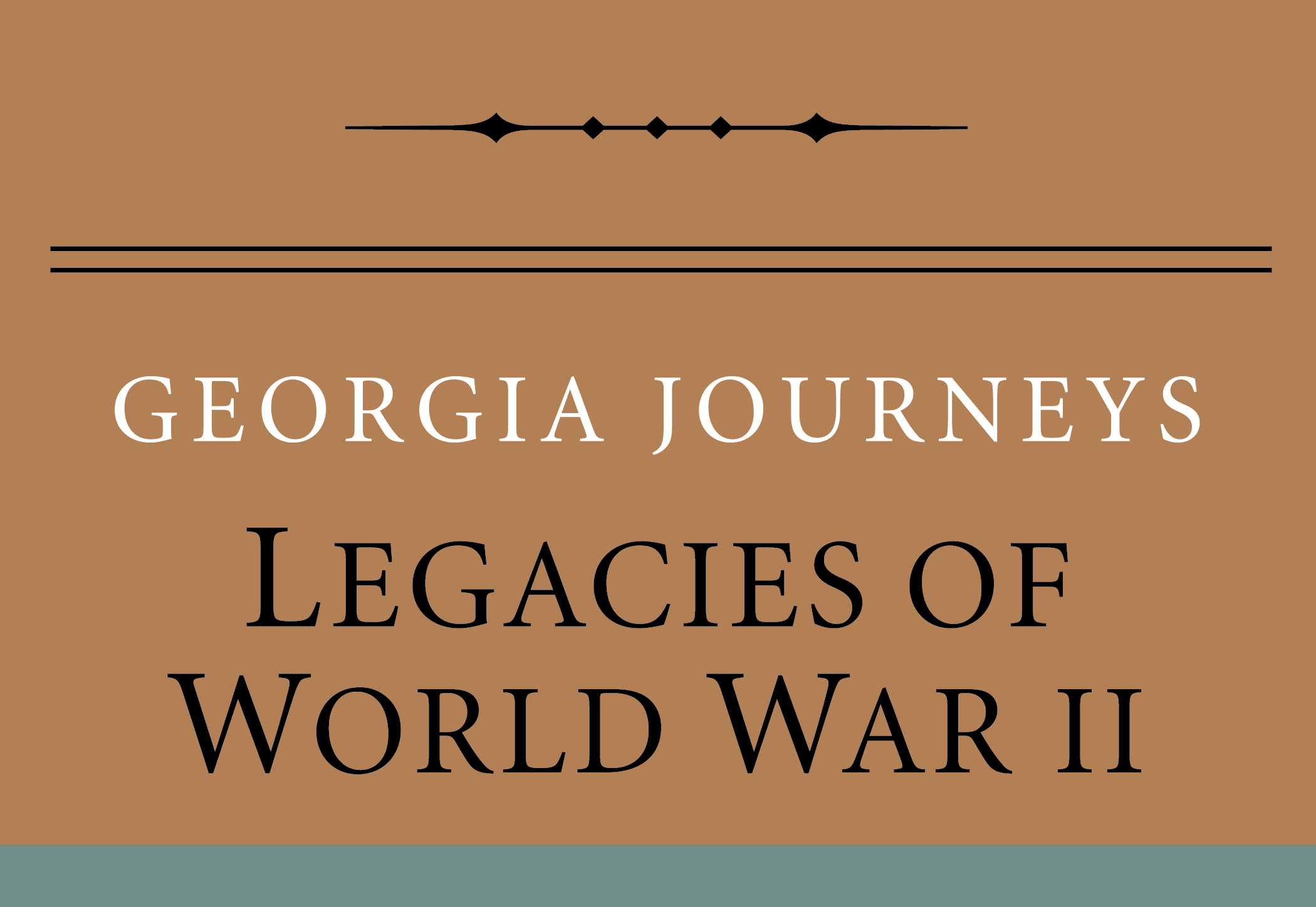 Georgia Journeys